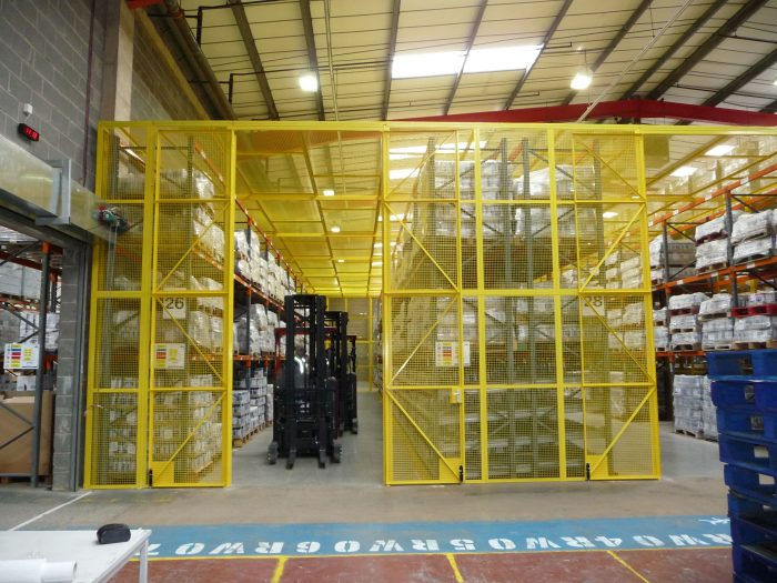 Aerosol and Explosives Cages Image for Page