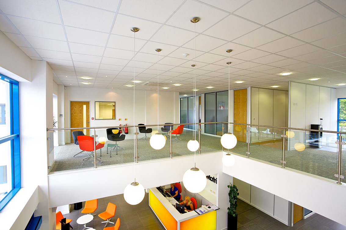 Why is investing in office and commercial refurbishment so important